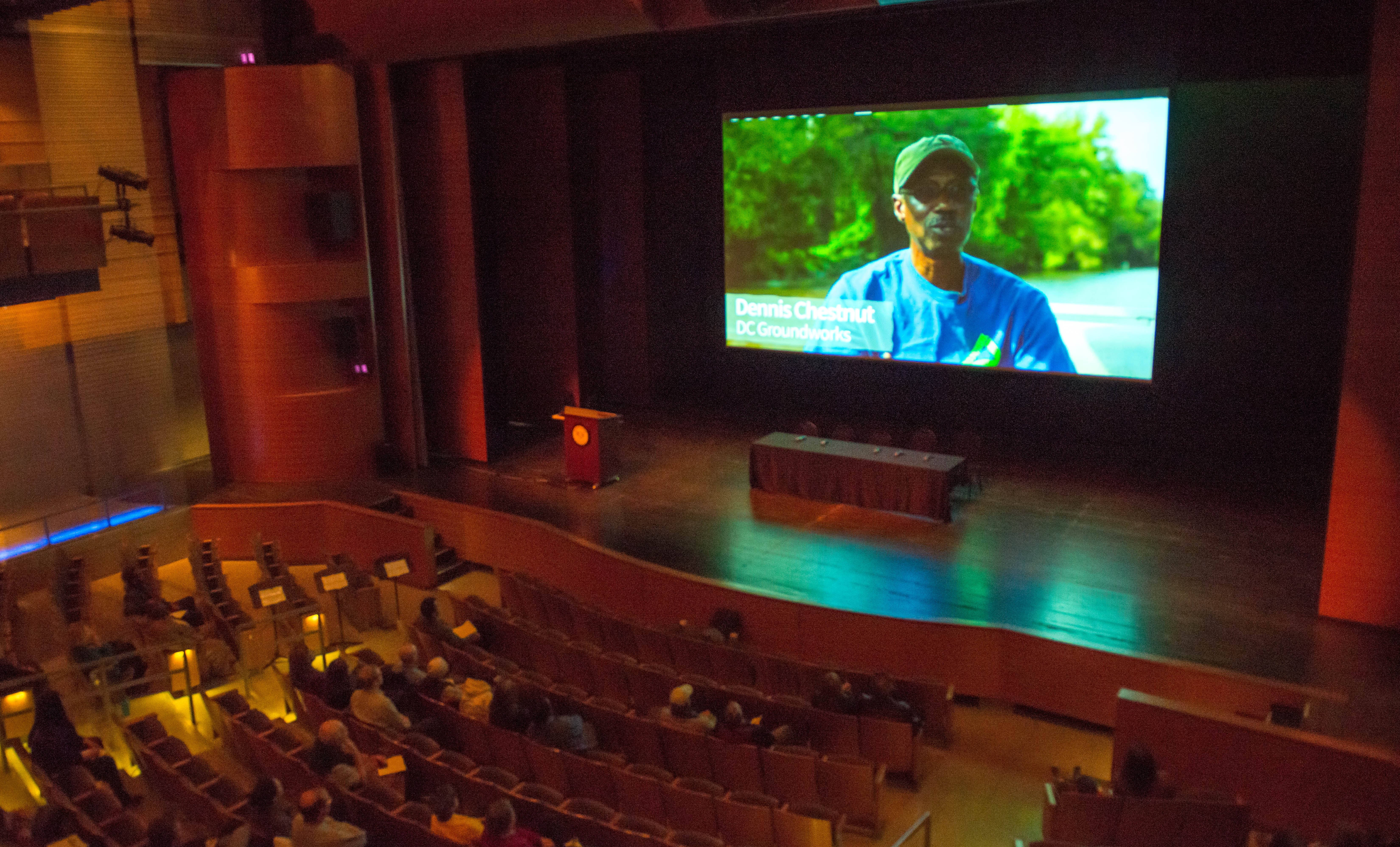 Documentary film on the Anacostia River