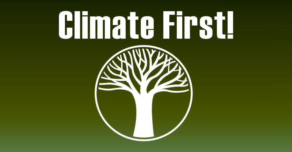 Climate First!