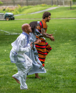 Thomas Young Ethiopian Dancers